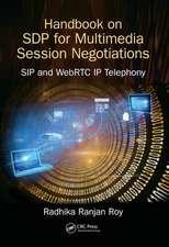 Handbook of SDP for Multimedia Session Negotiations