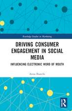 Driving Consumer Engagement in Social Media