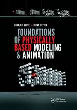 House, D: Foundations of Physically Based Modeling and Anima