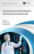 Translational Bioinformatics Applications in Healthcare