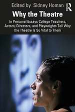 Why the Theatre