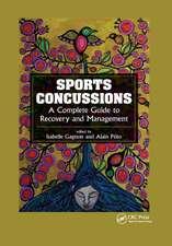 Sports Concussions