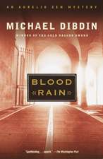 Blood Rain:  An Aurelio Zen Mystery