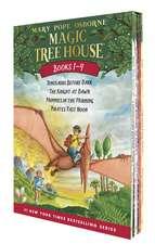 Magic Tree House #1-4:  Twister on Tuesday
