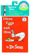 Green Eggs and Ham [With CD]:  A Math Reader