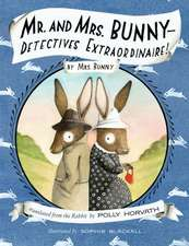 Mr. and Mrs. Bunny--Detectives Extraordinaire!:  A Read-Together Rebus Story