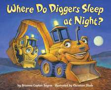Where Do Diggers Sleep at Night?:  Being the Wintertime Adventures of a Curious Stuffed Buffalo, a Sensitive Plush Stingray, and a Book-Loving Rubber Bal