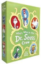 Who's Who in the Dr. Seuss Crew:  The Constitution of the United States