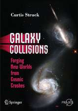 Galaxy Collisions: Forging New Worlds from Cosmic Crashes
