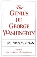 Genius of George Washington