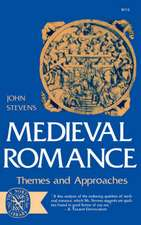 Medieval Romance – Themes and Approaches