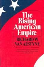 The Rising American Empire