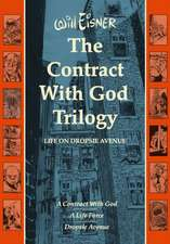 The Contract with God Trilogy – Life on Dropsie Avenue