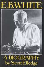 E.B. White – A Biography