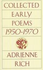 Collected Early Poems 1950–1970
