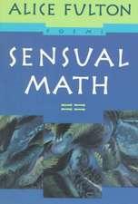 Sensual Math – Poems