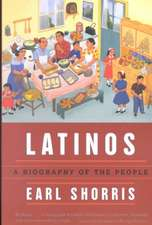 Latinos – A Biography of the People
