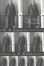 C. S. Lewis – A Biography