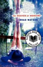 The Heaven of Mercury – A Novel
