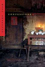 Confessions – An Innocent Life in Communist China