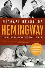 Hemingway – The 1930s through the Final Years Movie Tie–in
