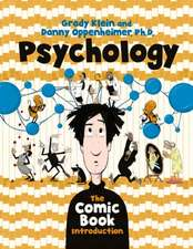 Psychology – The Comic Book Introduction