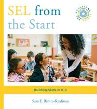 SEL from the Start – Building Skills in K–5
