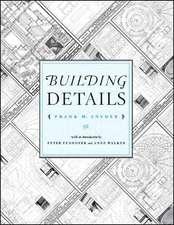 Building Details +CD