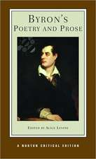Byron′s Poetry and Prose 2e (NCE)