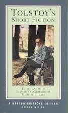 Tolstoy Short Fiction 2e