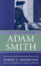 The Essential Adam Smith:  An Opera