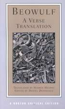 Beowulf – A Verse Translation (NCE)