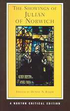 The Showings of Julian of Norwich (NCE)