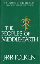 The Peoples of Middle-earth