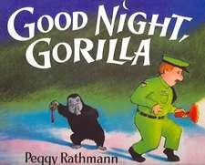 Good Night, Gorilla (Oversized Board Book)