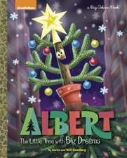 Albert Big Golden Book (Nickelodeon)