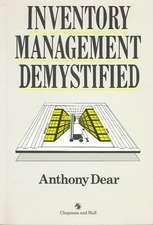 Inventory Management Demystified