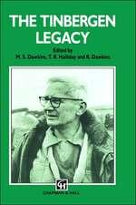 The Tinbergen Legacy