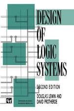 Design of Logic Systems