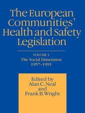 European Communities' Health and Safety Legislation