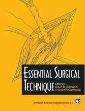 Essential surgical technique