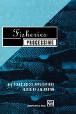 Fisheries Processing: Biotechnological applications