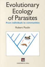 Evolutionary Ecology of Parasites: From individuals to communities