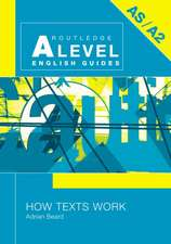 How Texts Work:  An Advanced Resource Book