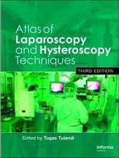 Atlas of Laparoscopy and Hysteroscopy Techniques
