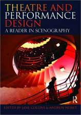 Theatre and Performance Design