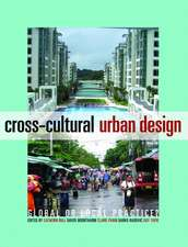 Cross-Cultural Urban Design:  Global or Local Practice?