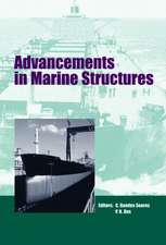Advancements in Marine Structures:  Proceedings of Marstruct 2007, the 1st International Conference on Marine Structures, Glasgow, United Kingdom, 12-1