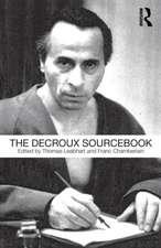 The Decroux Sourcebook