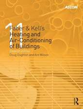 Faber & Kell's Heating and Air-Conditioning of Buildings:  Material and Representation in Architecture